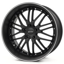 Emotion Wheels Wasabi black - matt