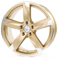 Rondell 01RZ Racing Gold poliert