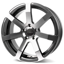 Corspeed Challenge Highgloss-Gunmetal polished