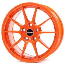 Autec Wizard Racing orange