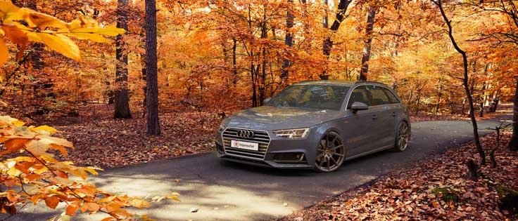 R3 Wheels R3H3 Anthracite matt | Audi A4 Avant