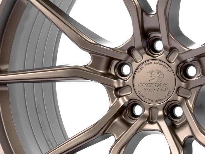 Cheetah Wheels Spyder bronze