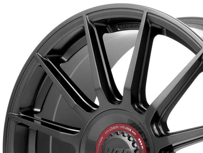 K80 Wheels Mk.1 anthracite